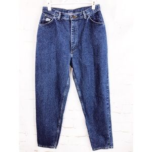 Wrangler Woman's High Waisted Mom Jeans Size 16S